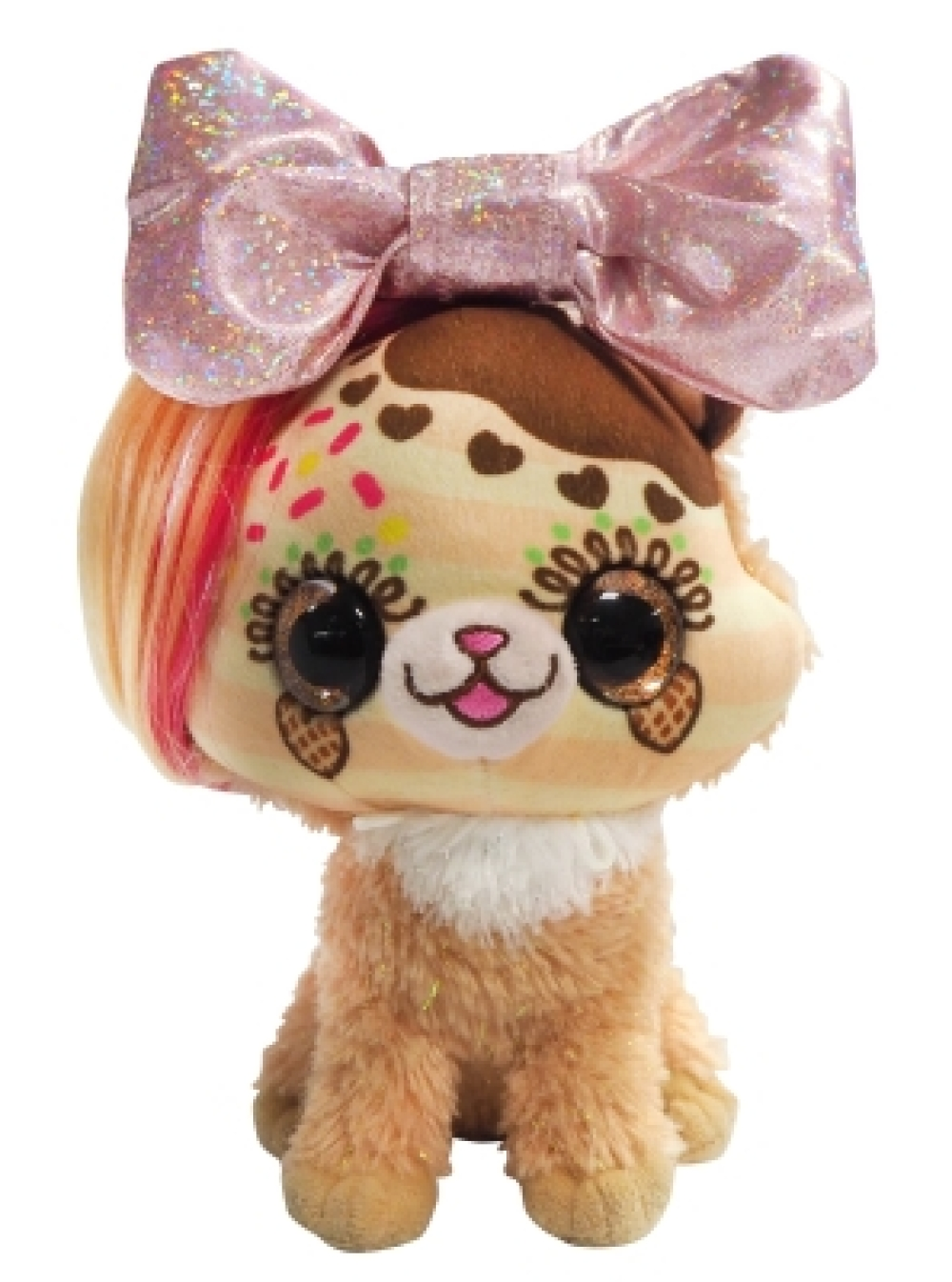 4866 Sprinkle Bow Pet - Large